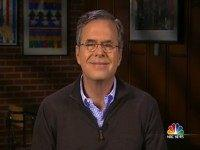 "Sunday on NBC's ""Meet the Press,"" Republican presidential candidate former …"