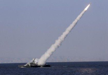 Israel Navy missile