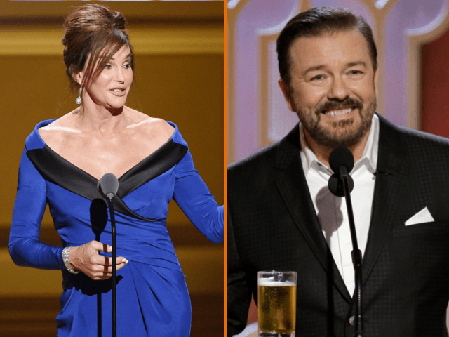 British comedian Ricky Gervais has been attacked and condemned as …