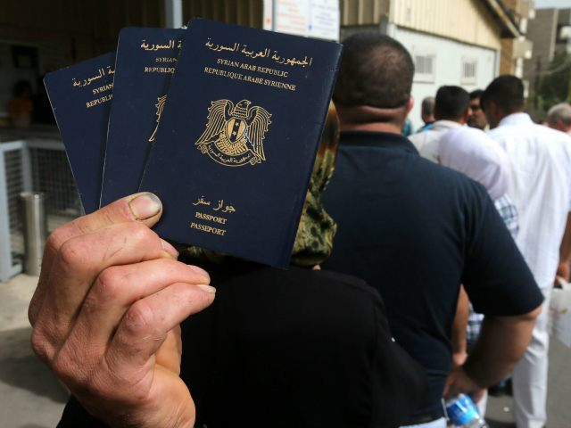Germany knowingly let in migrants with fake passports the german federal migrant agency has admitted that they are letting in migrants even when they have full knowledge that the passports and documentation ccuart Images