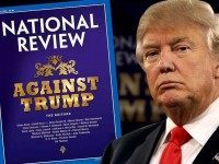 Never Trump: National Review Backs Democrats on Crime and Impeachment