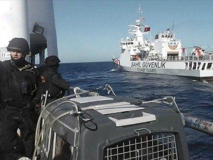 Turkish Coast Guard Command / Anadolu Agency/AFP