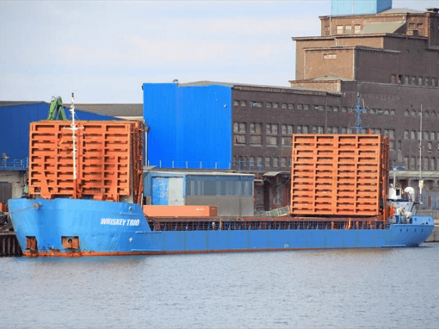 The Swedish government is holding a Turkish owned cargo ship …