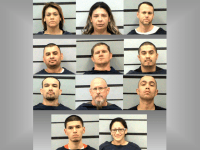 11 arrested in Lubbock