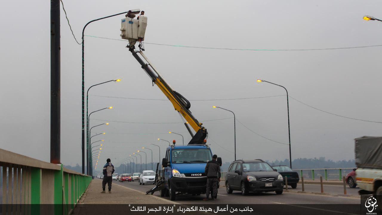 Islamic State Telegram Forum
