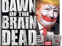 New York Daily News Attack Trump Voters as 'Mindless Zombies'