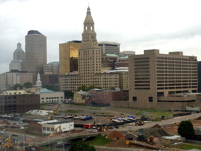 File photo of Hartford, Conn.