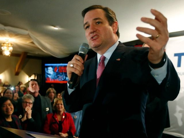 Ted Cruz: New Hampshire a Victory for Conservative ...