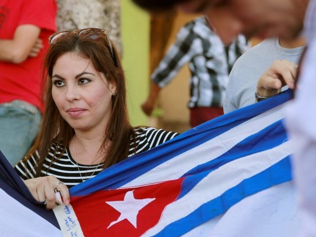 Costa Rica Cuban Migrants