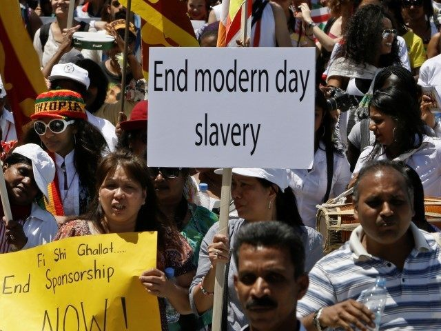 Mideast Lebanon Migrant Workers