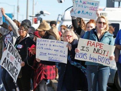 Oklahoma School Rape Allegations
