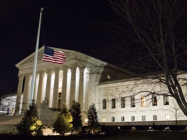 SCOTUS in Mourning