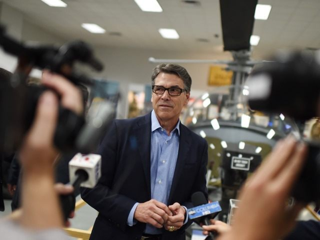 Perry Indictment