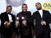 Anthony Anderson at NAACP Image Awards: 'This Is What Diversity Is Supposed to Look Like'
