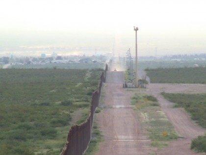 Arizona Border at Douglas