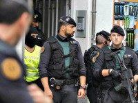 Arrest ISIS Spain AFP Getty