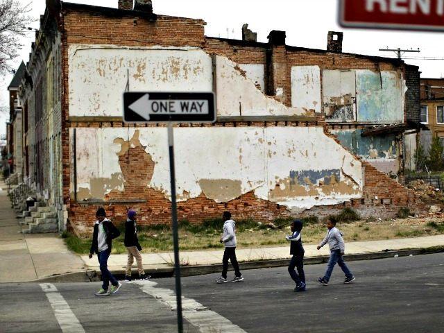 Baltimore Poverty AP PhotoPatrick Semansk