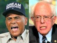 Belafonte and Bernie AP