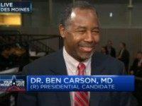 Ben Carson CNBC