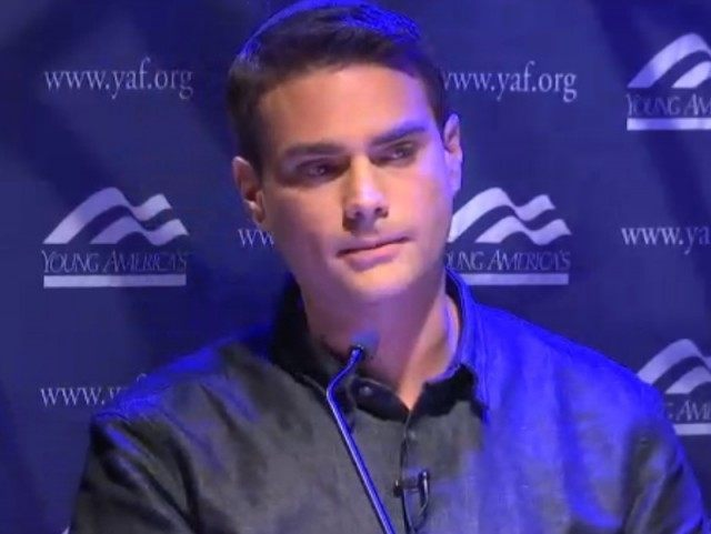 Ben Shapiro YAF (Screenshot)