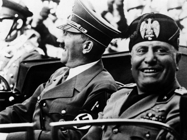 Donald Trump retweets Benito Mussolini quote - ITV News