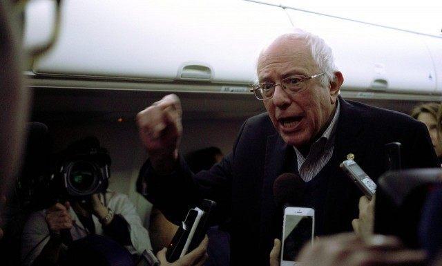 Bernie Sanders Rick Wilkings Reuters