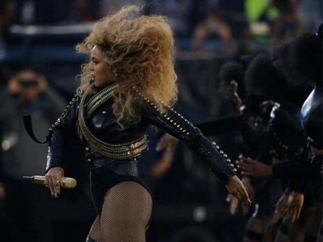 Beyonce Super Bowl AP