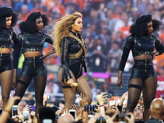 Anti-Beyoncé Rally Planned Outside NFL Headquarters After ...