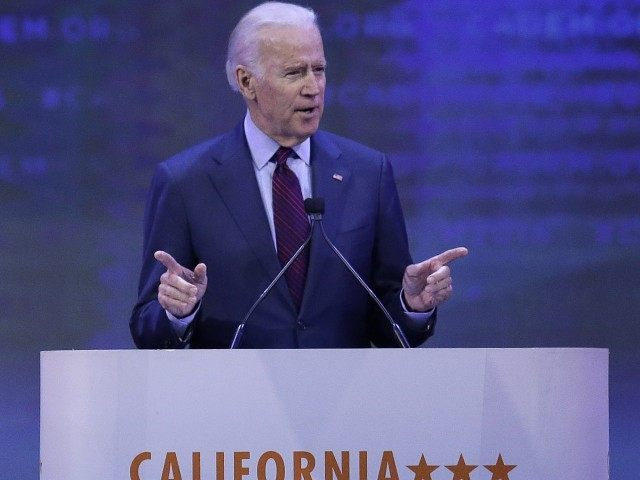 Biden California (Ben Margot / Associated Press)