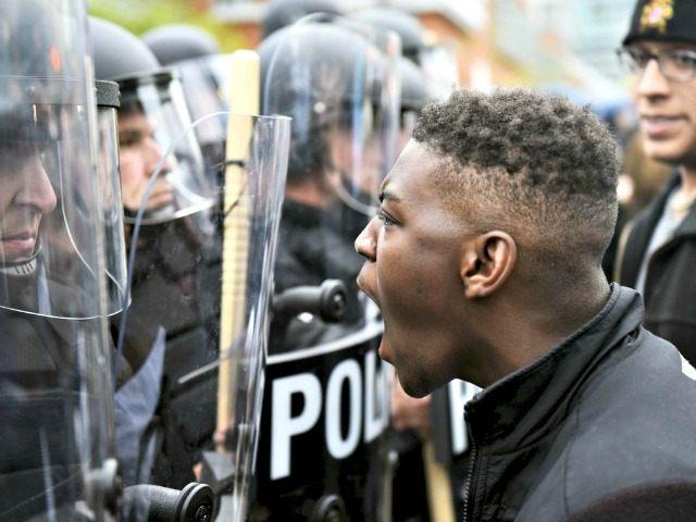 Black Lives Matter Protester REUTERS Sait Serkan Gurbuz