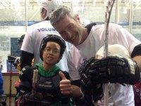 Blind Hockey Event DC