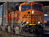 Burlington Northern Santa Fe (Kevin P. Casey / Associated Press)