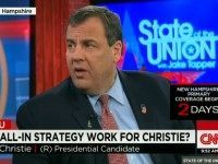 Chris Christie Gloats: Establishment Push To Crown Marco Rubio, 'That's Over'