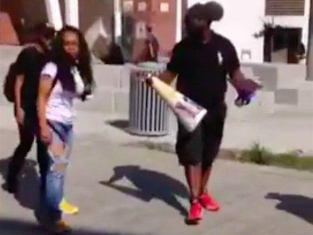 CSU LA Black Student Union (Adelle Nazarian / Breitbart News)