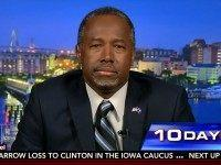 Carson: Demand Agency Heads Cut Budgets By 2-3% or Resign, And Do So In a Way People Won't Feel It