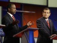Ben Carson: Ted Cruz's 'Washington Ethics' Are 'Not My Ethics'