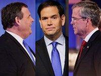 Bush/Christie: Rubio the New Obama