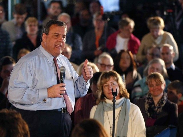 Chris Christie New Hampshire (Robert F. Bukaty / Associated Press)