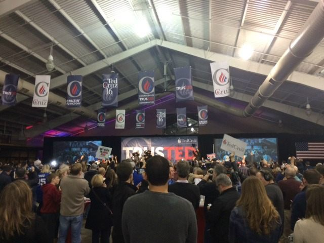 Cruz HQ michelle Fields