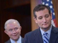 Ted Cruz And Jeff Sessions Introduce Legislation To Help Enforce Immigration Laws