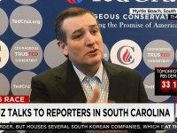 Cruz Mocks Fox News' Reporting on Rubio: 'Looking Forward' to 'Wall-to-Wall Coverage' of My Third-Place Finish