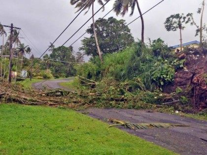 Jonacani Lalakobau/Fiji Times via AP