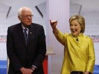 National Poll: Bernie Sanders Only -7 Points Behind Hillary Clinton