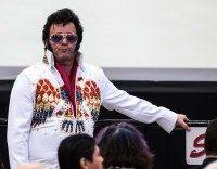 Elvis at Trump rally (Erik Kabik Photography / MediaPunch / IPX / AP)