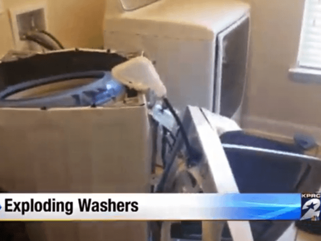 samsung washing machine shakes violently