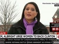 Clinton Spox Finney Refuses To Disavow Albright, Steinem Remarks