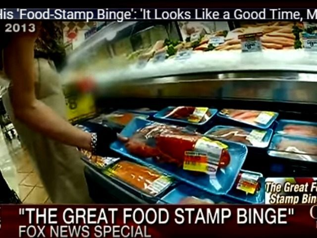 Foodstamps and Lobster Fox News