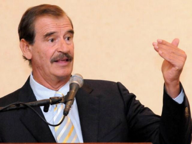 Vicente Fox file, August 12, 2008.