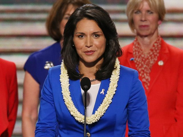 Rep. Tulsi Gabbard Resigns from the DNC; Backs Sanders for ...