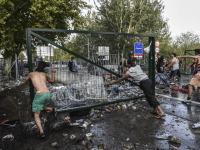 Hungary's Border Fence Under Strain As Illegal Migrant Crossings Grow
